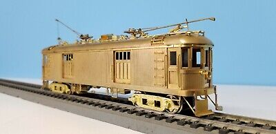 Syudam brass HO Pacific Electric Freight -