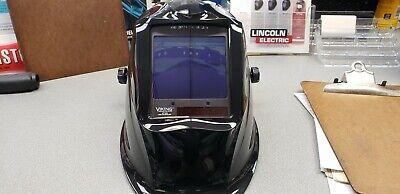 Lincoln Electric 3350 Series Black Helmet W4c Lens Technology K3034-3