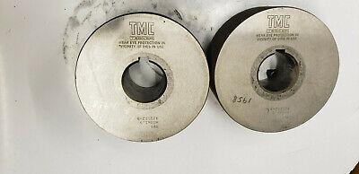 Tesker M10x1.5 Die Set 200 Thread Rolling Machine 1.5 Spindle 21112-b