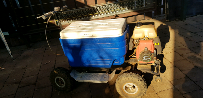 Motorized esky