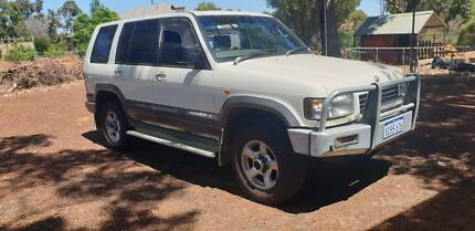 1997 Holden Jackaroo Se Lwb (4x4) 4 Sp Automatic 4x4 4d Wagon Bedfordale Armadale Area Preview