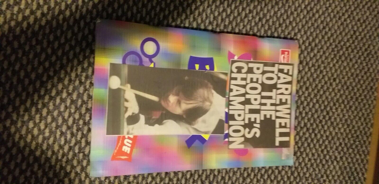 Alex Higgins  scrap book