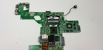 69W7W DELL LATITUDE E6220 INTEL I5-2520M 2.5 GHZ MOTHERBOARD AND CPU NO TPM