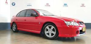 2002 Holden Commodore S Automatic Sedan North St Marys Penrith Area Preview