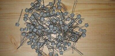 Lot Of 25 Pcs. Mp16a Germanium Transistors Amplifier Military Acceptance