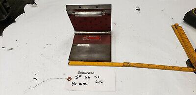 Suburban Sp-66-s1 6x6x2 Sine Plate No Locking Strap. Sn-0108