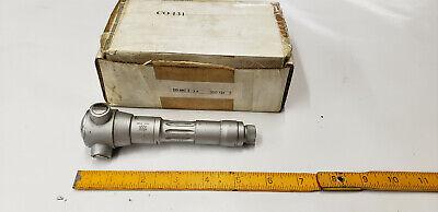 Brown Sharpe Tesa 2.000-2.400 Intrimik Inside Bore Micrometer .0002 Res.