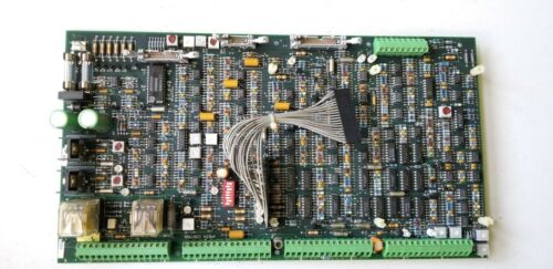 SQUARE D MAIN CONTROL BOARD 52011-038-52