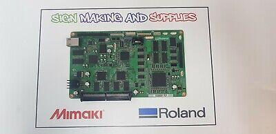Genuine Roland Soljet Pro Iii Xc-540 Printer Assy Main Board 6702029000