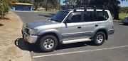 Toyota LandCruiser Prado GXL 4x4 3.0L Turbo Diesel Manual 2001 Koondoola Wanneroo Area Preview