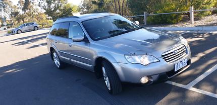 2008 Subaru outback luxury reg and Rwc Glenroy Moreland Area Preview