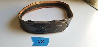 Safariland Model 94 Buckless Duty Belt Size 40 Mdl94 Hook Lined Police Belt