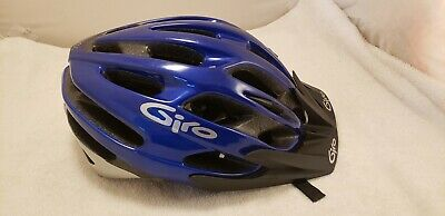...Second Quality Size S//M New-Old-Stock Giro Torero Sport Helmet w//White Shell