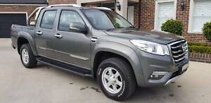 2016 Great Wall Steed (4x2) 5 Sp Manual Dual Cab Utility