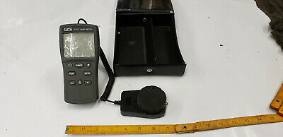 Ht 172 Ht172 Digital Lux Light Meter With Case. Ships Without Batteries
