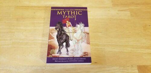 The New Mythic Tarot Juliet Sharman-Burke Liz Greene Book Only