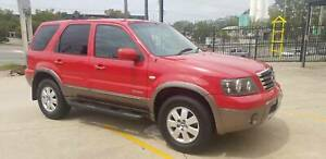 2007 FORD ESCAPE XLT V6 AUTO 6 MONTHS REGO & RWC IMMACULATE CONDITION Biggera Waters Gold Coast City Preview