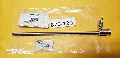 Karl Storz 28160d Laparoscopy Laser Sheath 20fr For 28160j 27020a