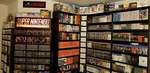 Wanted: Wanting to buy New / Old Retro Video Game Collection Any Size..