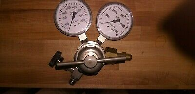 Miller 825 Silverline High Pressure Single Stage Gas Regulator Nitorgenm Helium