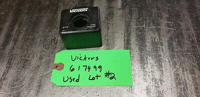 Used Vickers 617499 Hydraulic Valve Coil 115vac 60hz Lot2 Shelf V3 Parts 1