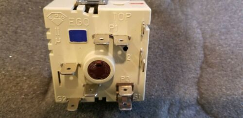 General Electric Top Burner Switch Infinite Control WB24T10153