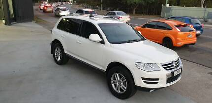 010 Volkswagen Touareg 7L V6 TDI Wagon 5dr Spts Auto 6sp 4XMotion 3.0D East Brisbane Brisbane South East Preview