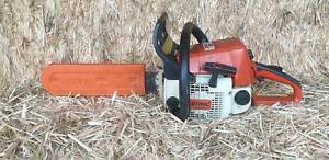 2x stihl chainsaws excellent condition ready for work