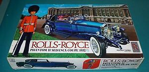 1932-Rolls-Royce-Phantom-II-Sedanca-Coupe-Pocher-1-8-Complete-Kit-GUARANTEED