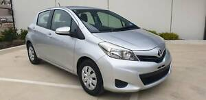 EXCELLENT! 2013 TOYOTA YARIS AUTO 33,000KM RWC   REG INCLUDED Coburg North Moreland Area Preview
