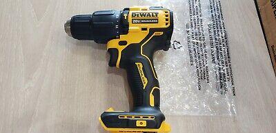 Dewalt Dcd709 20v Cordless Brushless 12 Hammer Drill Tool Only