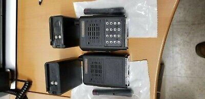 Kenwood Tk-353-k2 Uhf 160 Ch. 4 Watts
