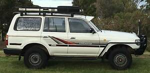 1991 Toyota LandCruiser 4x4 Wagon Wembley Cambridge Area Preview