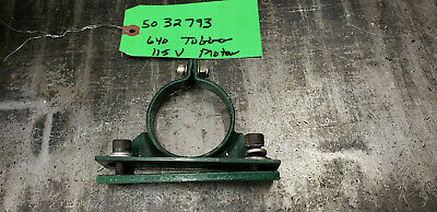 Greenlee 32793 115v Motor Mount Bracket 640 Tugger Puller Sn Nz23-357 Shelf-q5