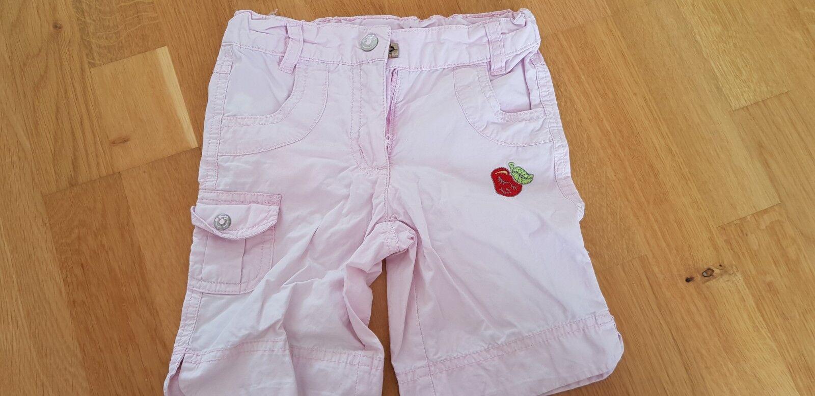 Kurze Hosen - Shorts - Bermuda Impidimpi 86/92 Jeans rosa baby kleinkind