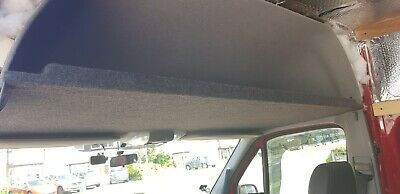 Mercedes Sprinter / VW Crafter Headliner Cab Shelf Kit, Self Build Camper