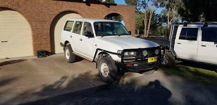 1997 Toyota LandCruiser SUV Bywong Queanbeyan Area Preview