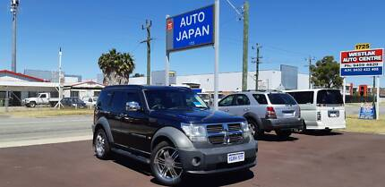 2008 Dodge Nitro 4x4 - ONLY 72,000 KMS Kenwick Gosnells Area Preview