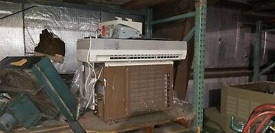 Sanyo CL1211 Outdoor Remote A/C Unit w/Indoor Unit Model #: KL1211W & BEST PWR