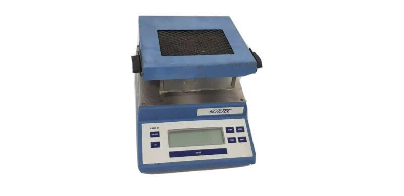 Scaltec Instruments SMO 01 xx18-0043 Electronic Moisture Analyzer