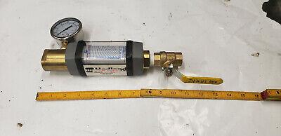 Hedland H671b-150-tk Variable Area Flow Meter Test Kit 12 Npt.  Shelf S4