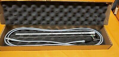 Storz 27023aba Ureteroscope 2.7mmx0degree With 495nd Fiber Optic Cable