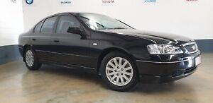 2002 Ford Fairmont North St Marys Penrith Area Preview