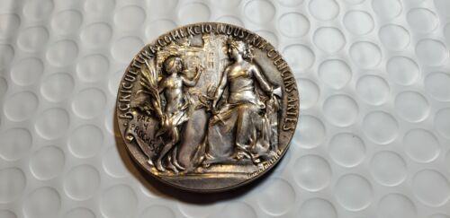 1900 Universal Exhibition Ecuador Medal
