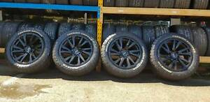 """4X20"""" HUSSLA SS2 WHEELS & MONSTRA TYRES GREAT WALL"""