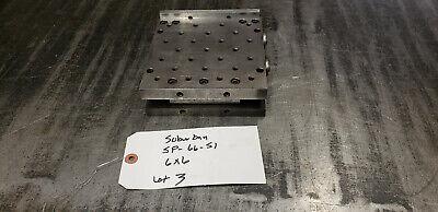 Suburban Sp-66-s1 6x6x2 Sine Plate No Locking Strap. Lot3