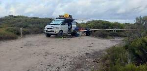 Mitsubishi 4v4 Delica  Campervan - CHECK out the youtube Tour!