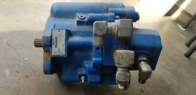 Rexroth Hydraulic Pump And Auxiliary Pump