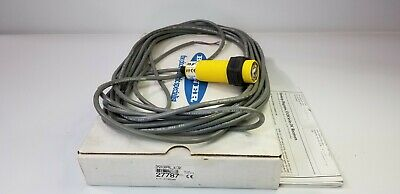 Banner Sm2a30prl W 30 Ft Cable 24 To 240 Vac Photoelectric Receiver