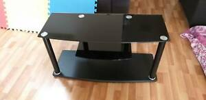 Tv unit ,tempered glass